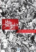 Sketchbook - Mike Deodato Jr. - Edição Bilíngue - Criativo -