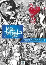 Sketchbook mike deodato jr., v.2 - Criativo