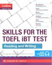 Skills For The TOEFL Ibt Test - Reading And Writing - Book With Audio CD - Collins