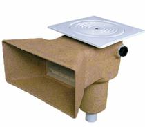 Skimmer para Piscina de Concreto Boca para Revestir - EPEX -