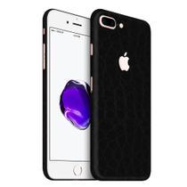 Skin Adesiva p/ iPhone 7 Plus Couro Preto - Viper Decals