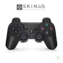 Skin Adesivo - Black Wood  Manete PS3 - Playstation 3 -