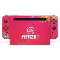 Skin Adesivo para Nintendo Switch - Fifa 20 - Pop Arte Skins