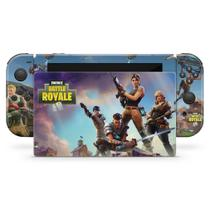 Skin Adesivo para Nintendo Switch - Fortnite - Pop Arte Skins