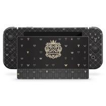 Skin Adesivo para Nintendo Switch - Kingdom Hearts 3 - Pop Arte Skins