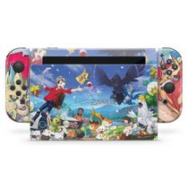 Skin Adesivo para Nintendo Switch - Pokémon Sword And Shield - Pop Arte Skins