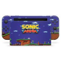 Skin Adesivo para Nintendo Switch - Sonic Mania - Pop Arte Skins