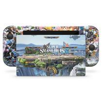 Skin Adesivo para Nintendo Switch - Super Smash Bros. Ultimate - Pop Arte Skins