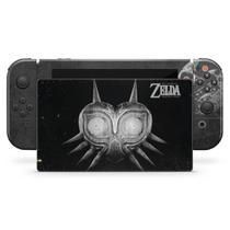 Skin Adesivo para Nintendo Switch - Zelda: Majoras Mask - Pop Arte Skins