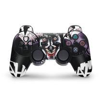 Skin Adesivo para PS3 Controle - Joker Coringa - Pop Arte Skins