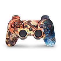 Skin Adesivo para PS3 Controle - Modelo 146 - Pop Arte Skins