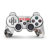 Skin Adesivo para PS3 Controle - The Evil Within - Pop Arte Skins