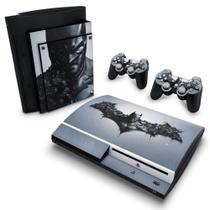 Skin Adesivo para PS3 Fat - Batman Akham Origins - Pop Arte  Skins