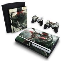 Skin Adesivo para PS3 Fat - Crysis 3 - Pop Arte  Skins