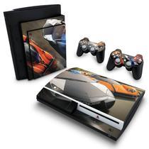 Skin Adesivo para PS3 Fat - Modelo 055 - Pop arte  skins