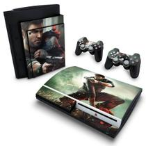 Skin Adesivo para PS3 Fat - Splinter Cell Conviction - Pop Arte  Skins
