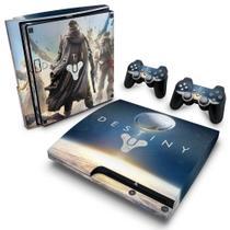 Skin Adesivo para PS3 Slim - Destiny - Pop Arte  Skins