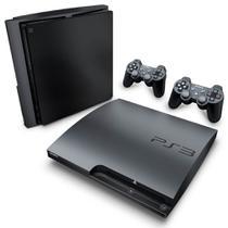 Skin Adesivo para PS3 Slim - Modelo 235 - Pop Arte  Skins
