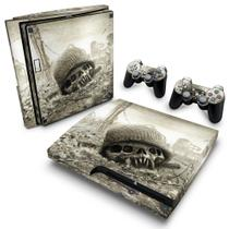 Skin Adesivo para PS3 Slim - Resistance Fall Of Man - Pop Arte  Skins