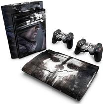 Skin Adesivo para PS3 Super Slim - Call Of Duty Ghosts - Pop Arte  Skins