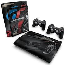Skin Adesivo para PS3 Super Slim - Gran Turismo A - Pop Arte Skins