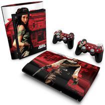 Skin Adesivo para PS3 Super Slim - Red Dead Redemption - Pop Arte Skins