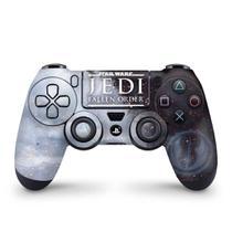 Skin Adesivo para PS4 Controle - Star Wars Jedi Fallen Order - Pop Arte Skins