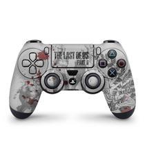 Skin Adesivo para PS4 Controle - The Last Of Us Part 2 Ii - Pop Arte Skins