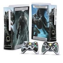 Skin Adesivo para Xbox 360 Arcade - Modelo 015 - Pop Arte  Skins