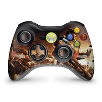 Skin Adesivo Para Xbox 360 Controle - Modelo 051 - Pop Arte Skins