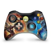 Skin Adesivo Para Xbox 360 Controle - Modelo 146 - Pop Arte Skins