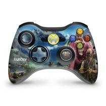 Skin Adesivo Para Xbox 360 Controle - Modelo 156 - Pop Arte Skins