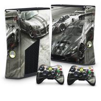 Skin Adesivo para Xbox 360 Slim - Modelo 020 - Pop Arte  Skins