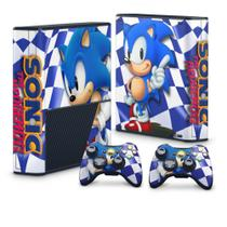 Skin Adesivo para Xbox 360 Super Slim - Sonic The Hedgehog - Pop Arte  Skins
