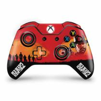 Skin Adesivo para Xbox One Fat Controle - Red Dead Redemption 2 - Pop Arte Skins