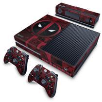 Skin Adesivo para Xbox One Fat - Modelo 301 - Pop Arte  Skins