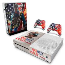 Skin Adesivo para Xbox One Slim - Call Of Duty Cold War - Pop Arte Skins