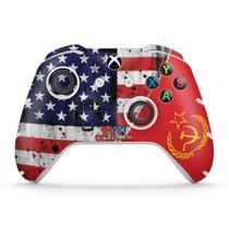 Skin Adesivo para Xbox One Slim X Controle - Call Of Duty Cold War - Pop Arte Skins
