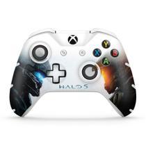 Skin Adesivo para Xbox One Slim X Controle - Halo 5: Guardians B - Pop Arte Skins