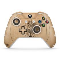 Skin Adesivo para Xbox One Slim X Controle - Modelo 275 - Pop Arte Skins