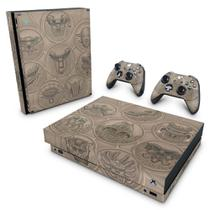 Skin Adesivo para Xbox One X - Modelo 270 - Pop Arte  Skins