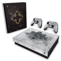 Skin Adesivo para Xbox One X - Modelo 300 - Pop Arte Skins