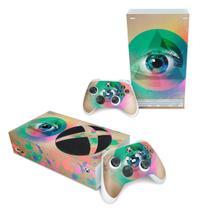 Skin Adesivo para Xbox Series S - Abstrato 89 - Pop Arte Skins