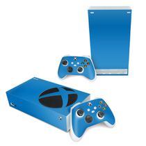 Skin Adesivo para Xbox Series S - Azul Claro - Pop Arte Skins