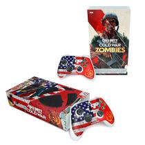 Skin Adesivo para Xbox Series S - Call Of Duty Cold War - Pop Arte Skins