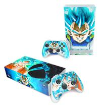 Skin Adesivo para Xbox Series S - Dragon Ball Super - Pop Arte Skins