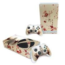 Skin Adesivo para Xbox Series S - Fear The Walking Dead - Pop Arte Skins