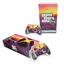 Skin Adesivo para Xbox Series S - GTA V - Pop Arte Skins