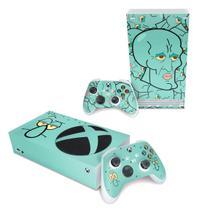 Skin Adesivo para Xbox Series S - Lula Molusco - Pop Arte Skins
