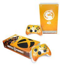 Skin Adesivo para Xbox Series S - Mortal Kombat 11 - Pop Arte Skins